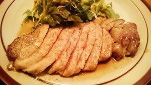 豚の生姜焼き定食2-ヴァウヴァックスヴォーグ