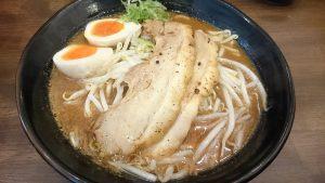三河味噌ラーメンジャンボ餃子セット2-元祖三河味噌ラーメンおかざき商店