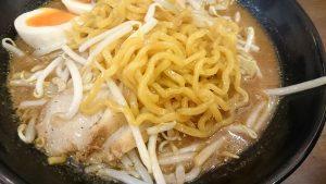 三河味噌ラーメンジャンボ餃子セット3-元祖三河味噌ラーメンおかざき商店