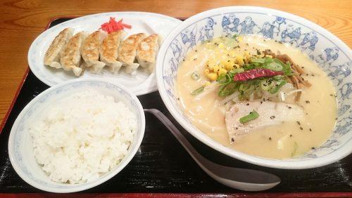 白みそラーメン1-麺や黒平
