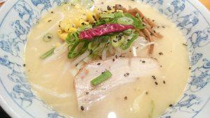 白みそラーメン2-麺や黒平