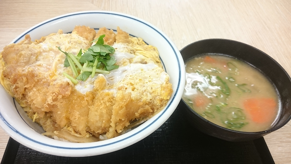 カツ丼(竹)-かつや名岐バイパス一宮店
