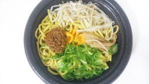まぜて食べる台湾風焼そば2-ファミリーマート