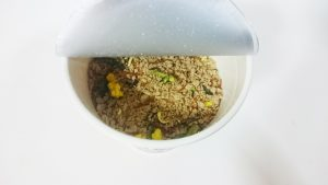 カップヌードルリッチ贅沢とろみフカヒレスープ味6