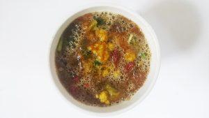 カップヌードルリッチ贅沢とろみフカヒレスープ味8