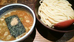 つけ麺1-三田製麺所なんば店