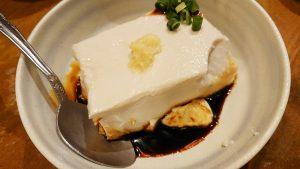 自家製ジーマミ豆腐-南風花アクアシティお台場店