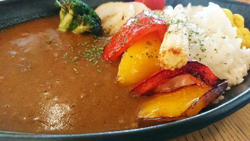 PUBGAB(パブガブ)の野菜カレー2