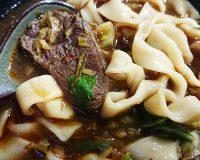 台北のおいしい牛肉麺その2